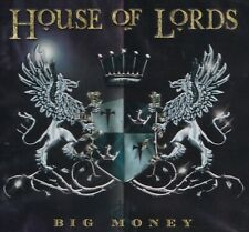 House Of Lords - Big Money (2011) NEW/Sealed CD Pretty Maids Royal Hunt