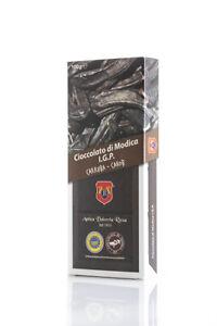 Cioccolato di Modica IGP alla Carruba, 100 gr
