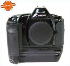 Canon EOS 1N Fotocamera SLR 35mm AF Corpo & POWER BOOSTER Grip GRATIS UK