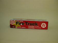 1997 Texaco Aerial Tower Fire Truck 95th Anniversary Edition