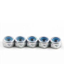 Écrous Aluminium M3 Argent Mince 5 Pièce kyosho N3033NA-S #704206