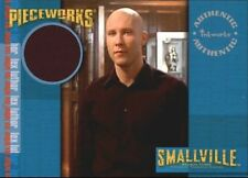 SMALLVILLE - SEASON 3 - MICHAEL ROSENBAUM AS LEX LUTHOR WARDROBE CARD - PW7
