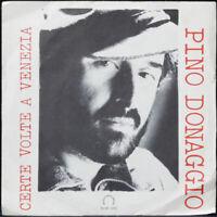 Pino Donaggio - Certe Volte A Venezia - PRODUTTORI ASSOCIATI - Vinile V011076