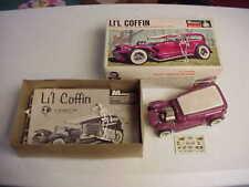 vintage MONOGRAM Li'l Coffin Show Car