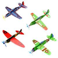3 Stücke DIY Flying Glider Flugzeuge Lernspielzeug Für Kinder Hand Throwi XJ