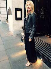 Acne Strapless Black Dress With Distressed Bottom Size EU38/UK10 21