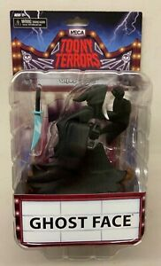NECA Toony Terrors Scream Ghostface Killer Action Figure