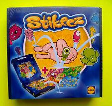 Lidl Stikeez 2013 Album Sammelalbum Sammelkoffer inklusive Brettspiel noch OVP