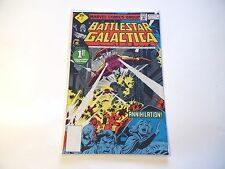 Battlestar Galactica #1 Marvel 1979 Whitman Variant TV Series Glen Larson