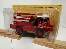 Hachette Pompiers 1/43 #106 berliet GBK18 4x4 Citerne lourd feux de forêts