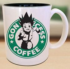 Gon Hunter X Hunter Starbucks Anime Manga Japanese Insipred Cartoon Geek Mug