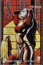 SHI THE SERIES # 3 VF+ 1997  CRUSADE COMICS