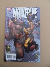 Wolverine 53 . Marvel 2007 . VF - minus
