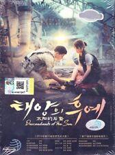 Descendants Of The Sun Vol. 1-16 End + 3 Special KOREAN TV SERIES DVD