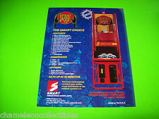 SHOOT TO WIN II BASKETBALL By SMART ORIGINAL NOS ARCADE GAME SALES FLYER