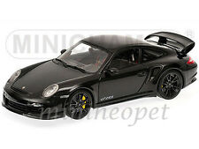 MINICHAMPS 100-069404 2011 PORSCHE 911 997 GT2 RS 1/18 BLACK with BLACK WHEELS