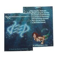 Deep Mermaid Playing Cards Rare Fantasy Deck