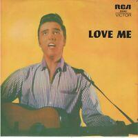 Elvis Presley - LOVE ME Australian EP Reissue Brown RCA - RCA-20042