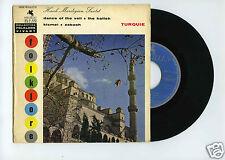 45 RPM EP TURQUIE FRANK MARDIGIAN SEXTET DANCE OF THE VEIL