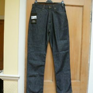 """Rohan Mens Jeans,Size 32"""",Light weight,Black,unused with tag"""