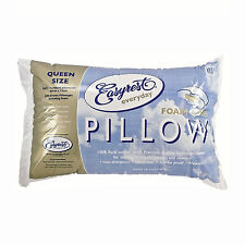 Easyrest QUEEN Sized Pillow with Foam Cored 48cm x 73cm  -  MADE IN AUSTRALIA