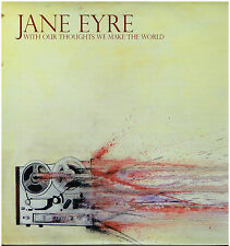 JANE EYRE - With Our Thoughts We Make The World - 2013 USA coloured vinyl LP+d/l