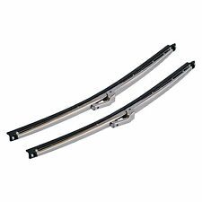 Mini Stainless Steel Wiper Blade - 11 Inches - MWB11 - Mountney Classics - Pair