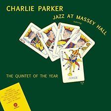 Charlie Parker - Jazz at Massey Hall [New Vinyl] 180 Gram