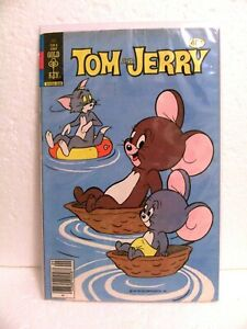 Tom & Jerry: vintage comic issue #322 Tuffy Gold Key