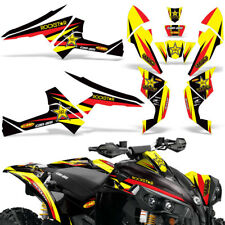 564 GRAPHICS BRP Can-am 1000 Renegade decals kit 2006 -2018