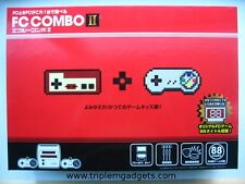 Retro Nintendo NES/FC & SNES Combo Console - Plays FC and SNES Cartridges