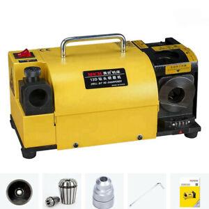 Drill Bit Grinder Sharpener MR-13D Grinding Sharpening Machine 2.5-15 mm CE