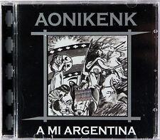 Aonikenk - A Mi Argentina (CD) New & Sealed