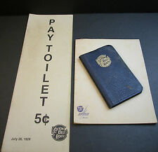 COTTON BELT BUNDLE SSW RR MEMO CALENDAR TABLET AND CARD