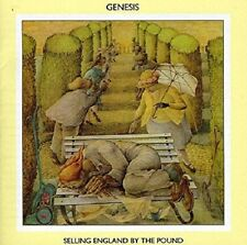 Selling England By The Pound [Audio CD] GENESIS