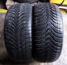 2 Winterreifen Michelin Alpin A4 225/45 R17 97V M+S