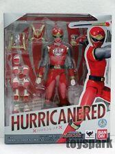 S.H. Figuarts Ninpuu Sentai Hurricaneger HURRICANE RED power ranger Hurrican