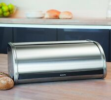 Portapane Roll Top Bread Bin Brabantia Barbantia Bbt001