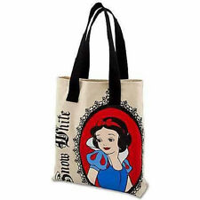 NWT - Disney Canvas Snow White tote carry shopping or gift bag - LAST BAG