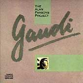 Gaudi by The Alan Parsons Project (CD, Oct-1991, Arista) LIKE NEW-FREE SHIP USA