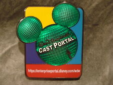 Disney Cast Member Cast Blast Enterprise Portal LTD ED pin 16635 - WDW World