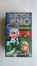 Doctor Who - The Green Death (VHS, 1996, 2-Tape Set) - Jon Pertwee