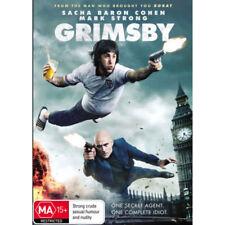 Grimsby DVD NEW (Region 4 Australia)