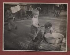 London. Streatham Hill Day Nursery 1953. Paul Barnet & Kathy Gibson  qp716