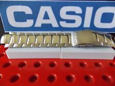 Casio Watch Band EFA-110 D Edifice Bracelet Silver Tone Stainless Steel w/ Pins