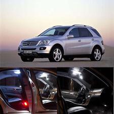 16×white Interior LED light kit for Mercedes Benz M class W 164(2006-2011)