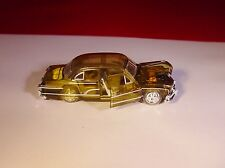 M2 '51 FORD CRESTLINER RARE CLEAR BODY CAR, OPENING HOOD AND RUBBER TIRES LTD