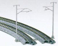 23-059 KATO Unitrack 16 poteaux catenaires simples Train N 1/160