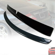 Painted Mercedes W219 CLS-Class L Roof Spoiler & A Trunk Spoiler 04-06