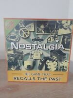 Nostalgia The Game That Recalls The Past New & Factory Sealed